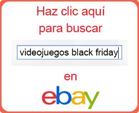 videojuegos ps4 xbox que comprar en black friday viernes negro ebay