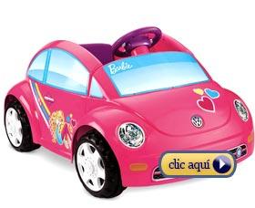 Ideas de regalos de navidad para niñas: Carro infantil