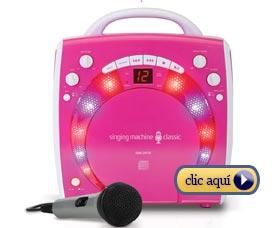 ideas de regalos de navidad para nias mquina de karaoke