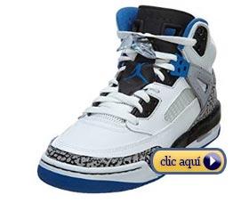 Ideas de regalos de navidad para niños: Zapatos deportivos jordan nike adidas reebok