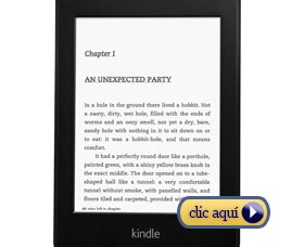 Ideas para regalar en navidad: Amazon Kindle