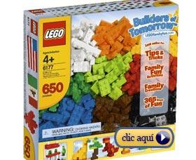 Ideas para regalar en navidad para niños: Juguetes Lego