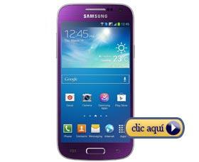 Mejores regalos de navidad para niñas: celular inteligente samsung galaxy mini iphone apple