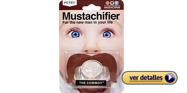 Mejores regalos por menos de 10 dolares Chupete de bigote
