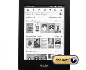Regalos creativos para hombres: Lectores de libros Kindle
