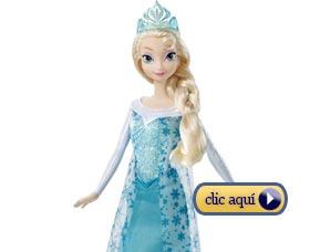 Regalos creativos para niñas: Muñecas Barbie elsa frozen