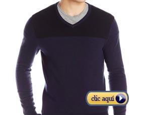 Regalos de navidad para hombres: Sweater de cachemira