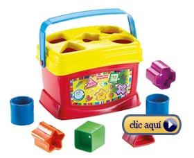 Regalos para bebés por menos de 10 dolares juguetes biberon coche moises