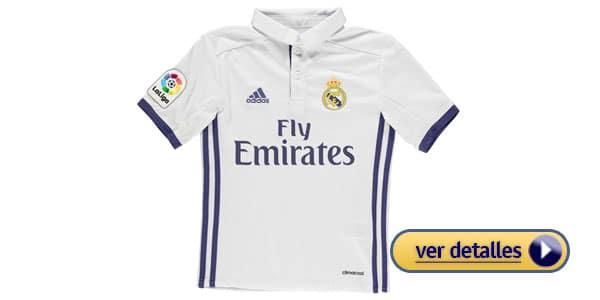 camiseta de futbol real madrid para ninos mejores regalos de navidad