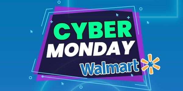 cyber monday ofertas walmart lunes cibernetico