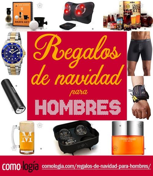 regalos de navidad para hombres amazon