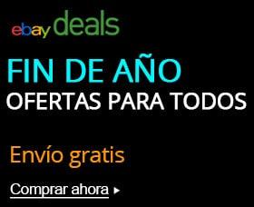 ofertas de fin de año ebay cupones descuentos rebajas