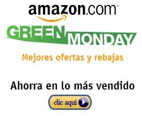 ofertas green monday amazon lunes verde