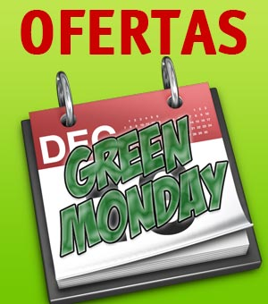 ofertas green monday lunes verde