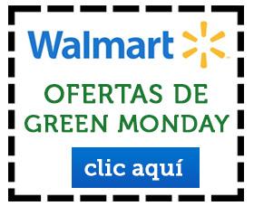 ofertas green monday lunes verde walmart