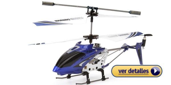 regalos de navidad para ninos Helicóptero a control remoto
