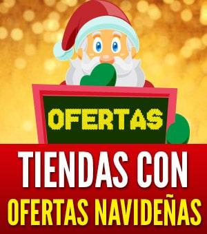 tiendas con ofertas de navidad