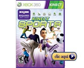 Juegos para perder peso: Kinect Sports (solo Xbox)