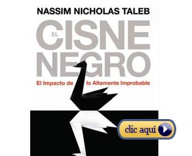 Libros de inversión de la bolsa: El cisne negro
