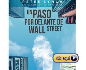 Libros de inversión en la bolsa Un paso por delante de Wall Street