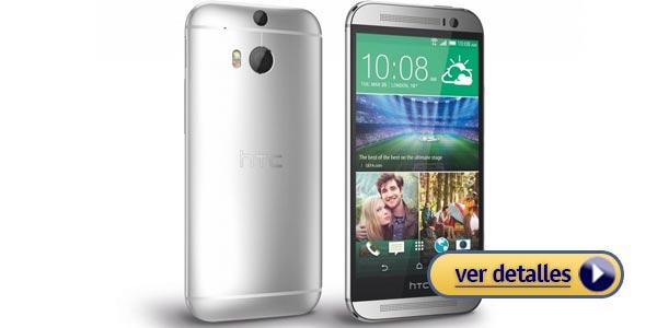 Mejor celular del 2015 HTC One M9