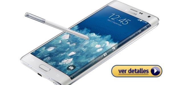 Mejor móvil 2015: Samsung Galaxy Note 4