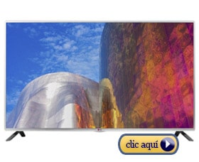 Mejor televisor barato del 2015: LG 60LB5900