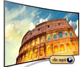 Mejor televisor curvado del 2015: Samsung UN48H8000