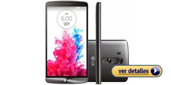 Mejores celulares 2015 LG G3