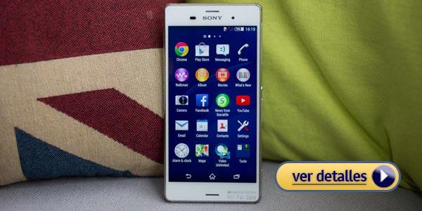 Mejores celulares 2015 Sony Xperia Z3