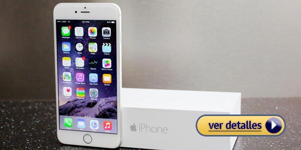 Mejores celulares 2015: iPhone 6 Plus