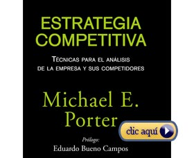 Mejores libros de la bolsa de valores: Estrategia competitiva