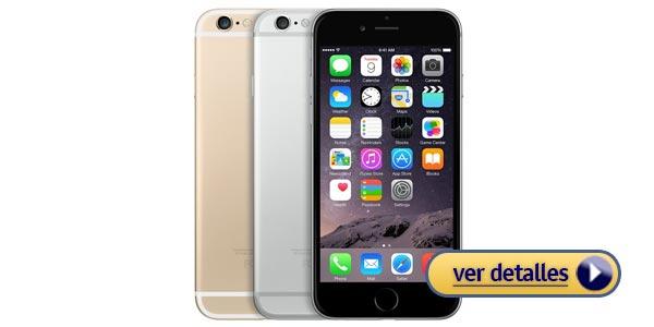 Mejores móviles 2015: iPhone 6