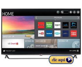 Mejores televisores del 2015: LG 65UB9200