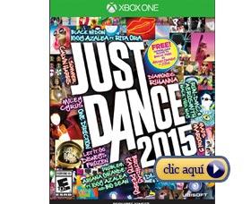 3. Videojuegos para adelgazar: Just Dance