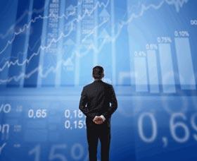 Cómo invertir 1000 dólares: Bolsa de valores