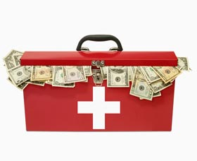 invertir 1000 dólares crear un fondo de emergencia