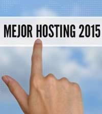 mejor hosting 2015