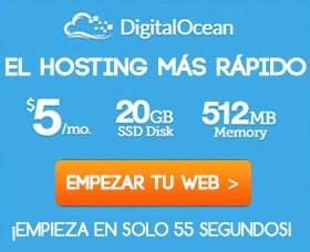 mejor hosting 2015 vps digital ocean mejor alojamiento web