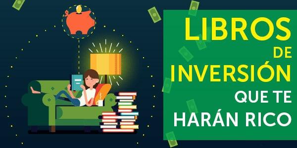 mejores libros de inversión y finanzas