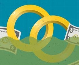 Hacer los taxes juntos o separados? Ganancias de inversiones