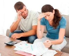 Hacer los taxes juntos o separados Te vas a divorciar