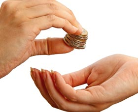 Recibir más dinero en los taxes: Dona a una caridad