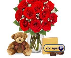 Regalos del Día de San Valentín para novias: Flores