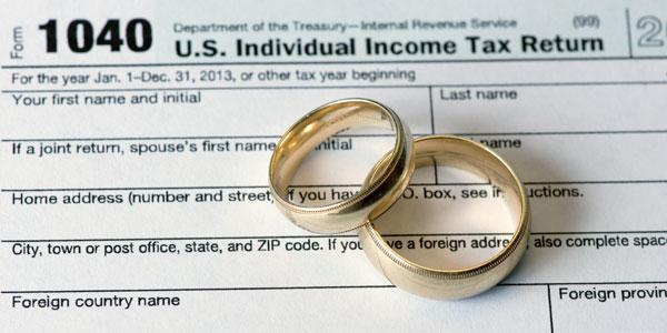 recibir más dinero en los taxes estado civil