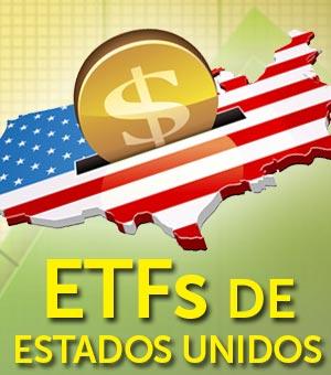 ETFs de Estados Unidos invertir en USA