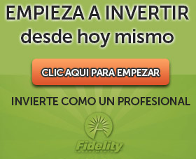 Mejor bróker barato: Fidelity