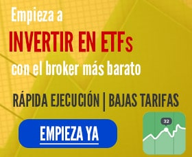 bróker con etfs gratis sin comisiones