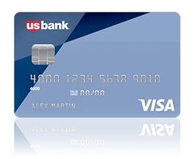 Mejores tarjetas de crédito aseguradas: U.S Bank Secured Visa