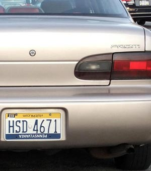 Seguro de auto de otro estado